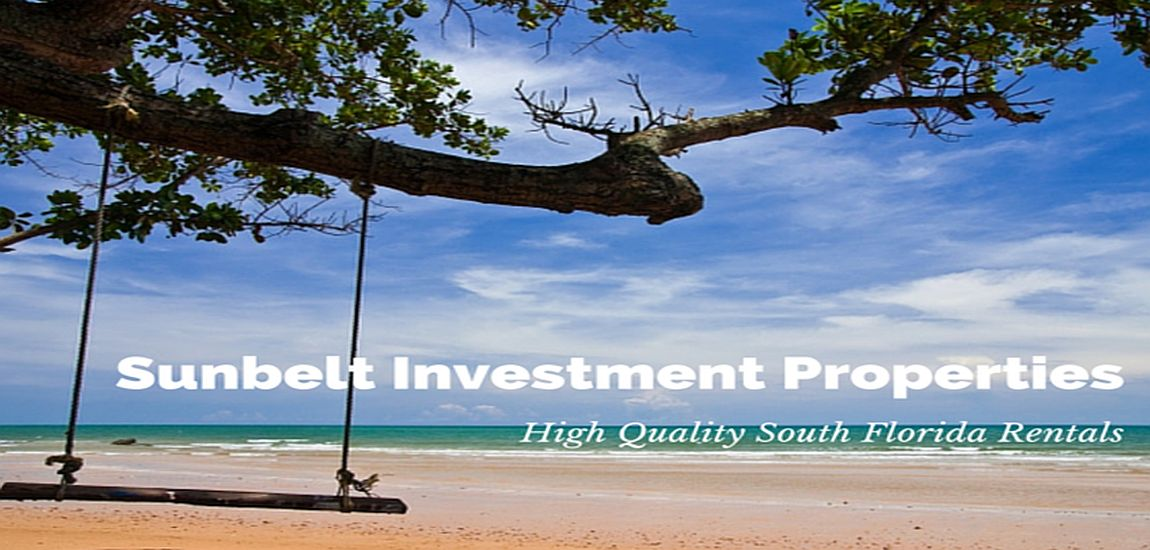 Sunbelt investment properties for Sunbelt homes
